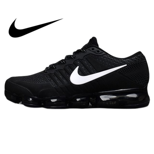 45e07d3a91b1 Original Authentic Nike Air Vapormax Flyknit Men s Running Shoes Sport  Outdoor Sneakers Breathable Athletic Low Top 849558-in Running Shoes from  Sports ...