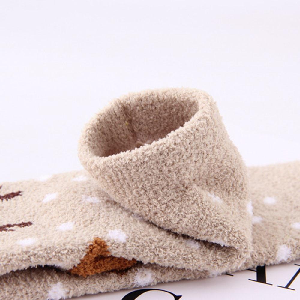 Multicolour Ladies Womens Fluffy Unicorn Style Slipper Socks Lounge Footwear