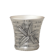Pure Silver 999 Handmade Bamboo Wine Cup, Household Red Luxury Drinking Antique Beer Cup wine set