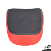 Motorcycles Rear Seat Cover Motocross Racing Passenger Seat Cushion Covers Case For BMW R1200GS ADV 2005