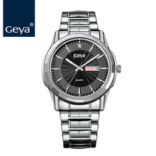 Geya Japan Miyota GL00 Luxury Business Women Quartz Watch Luminous Female Wristwatch Waterproof 50M Stainless Steel Ladies Clock