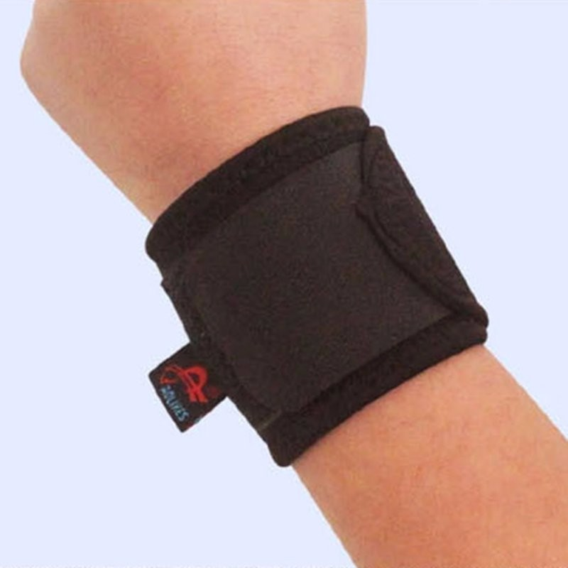 Office & School Supplies Fitness & Body Building Austrian Alex Outdoor Sports Wrist Guard Palm For U Health Adjustable Wristbands Bandage Sport Safety Elbow Knee Pads 1 Piece W1