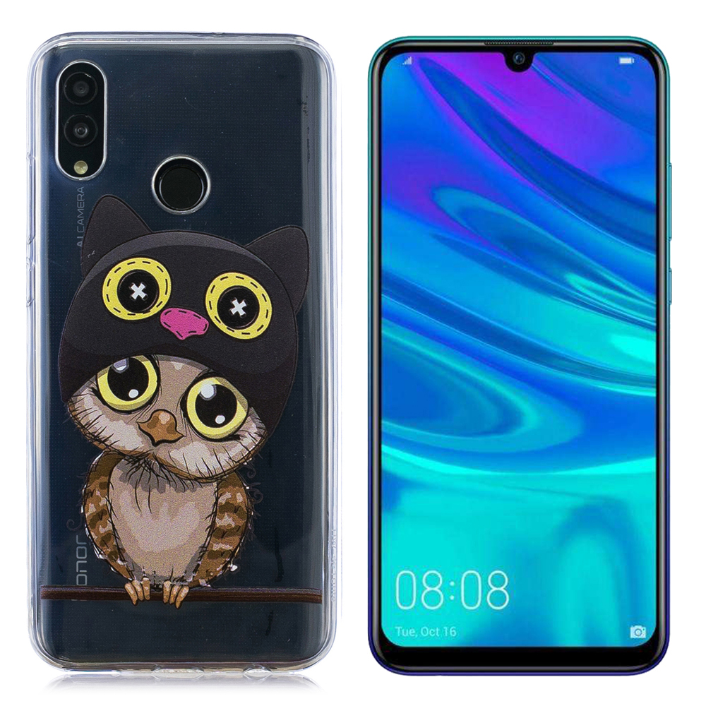 Soft Case For Huawei P Smart 2019 Case Soft Silicone TPU Transparent Phone Back Cover For Capa Huawei P Smart 2018 PSmart 2019  (9)