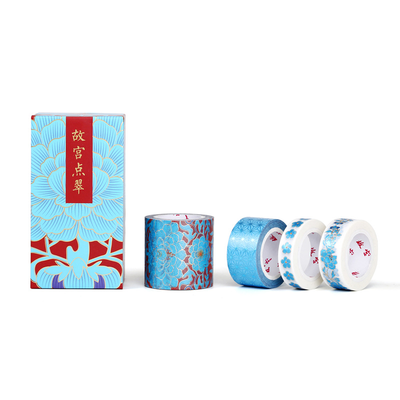 все цены на Imperial Palace Washi Tape 4rolls/set Decorative Masking Tape DIY Planner Scrapbook Cosmetic Jewelry Adhesive Tape Stickers