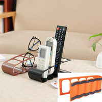 4 Frame Holder Stand Storage Caddy Organiser TV/DVD Step Remote Control Storage Mobile Phone Holder Stand Organiser