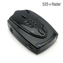 Russian version Car detector 525+ Full band X/ K/ KA/ Ultra-X/ Ultra-K/ Ultra-KA/VG-2/ Laser 360 Degree Car detector