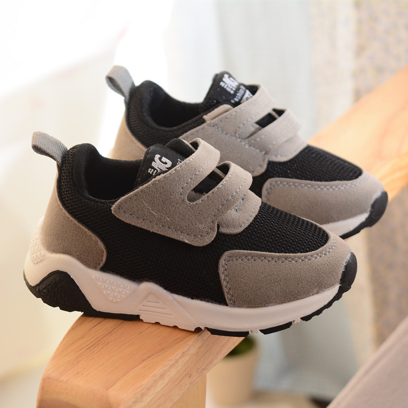 Boys Sneakers Light Sports-Shoes Toddler Flat Girls White Baby Breathable Casual Children