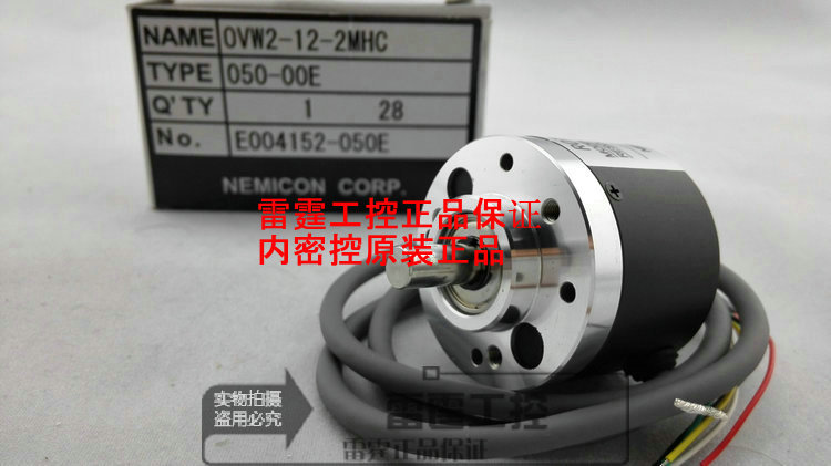New original NE MI CON within the control of an incremental encoder OVW2-12-2MHC ovw2 036 2m encoder new in box free shipping