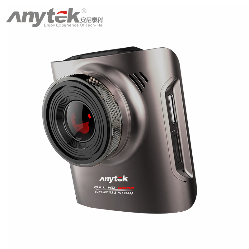 100% Original Anytek A3 Car DVR DVRs Novatek 96655 Camera With Sony IMX322 CMOS Super Night Vision Dash Cam DVR