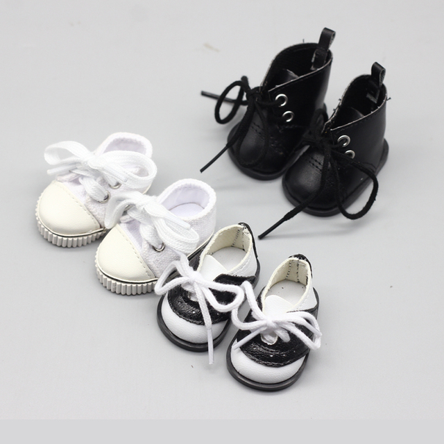 "5*2.8cm Canvas shoes 14.5"" wellie wishers doll as for EOX dolls Boots accessories the best gift b320"