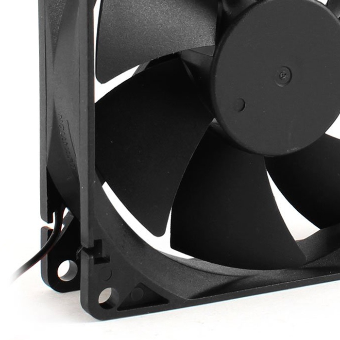 92mm x 25mm 24V 2Pin Sleeve Bearing Cooling Fan for PC Case CPU Cooler in Fans Cooling from Computer Office