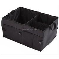 Car trunk foldable Organizer Stowing Tidying Auto Storage Box For golf 7 mazda 6 skoda ford focus 3 subaru seat leon bmw f30 E46