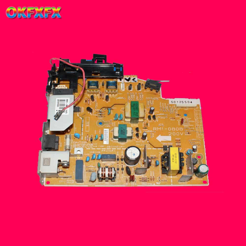 Printer Parts RM1-7629 110V RM1-7630 220V Power Supply Board for HP M1536 M1536DNF 1536 1536DNF Color: RM1-7629 110V