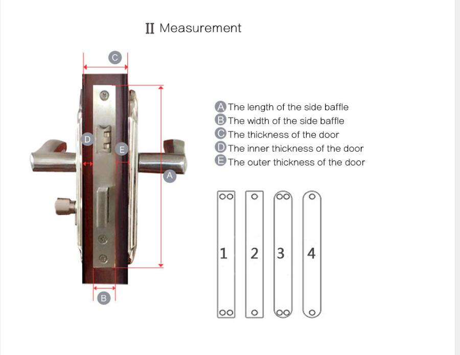 door measurement