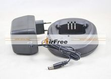 Universal Single Charger with Adapter Models radios EP450 CP040 CP140 CP180 GP3688  Walkie talkie
