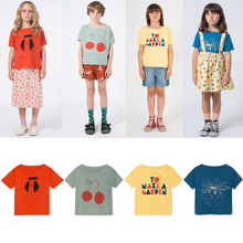 2019 Summer Kids T Shirt For Boys Girls Cotton Tops Animal Short Sleeve Baby Girls T-shirts Children's T shirt Tees Kids Clothes цена и фото