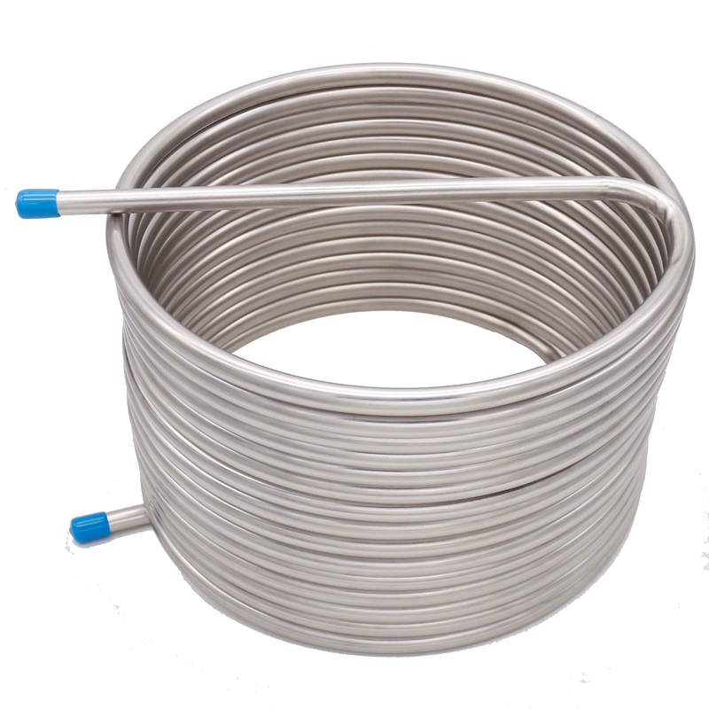 5ft Immersion Chiller Tubing 3//8 in ID x 1//2 in OD Homebrew Beer Wort Chilling