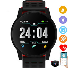 Top Sports Smart Watch Men Women Heart Rate Monitor Blood Pressure Fitness Tracker Smartwatch GPS Sport Watch for Android Ios все цены