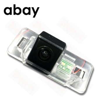 abay Car Reversing Parking Camera For BMW 1 3 5 Series E82 E46 E90 E91 E39 E53 HD Night Vision Backup Camera Rear View Camera image