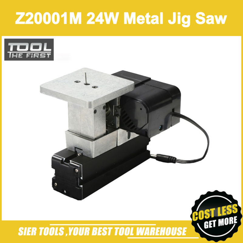 Z20001M 24W Metal Jigsaw 24W 20000rpm metal jig saw DIY mini wire saw