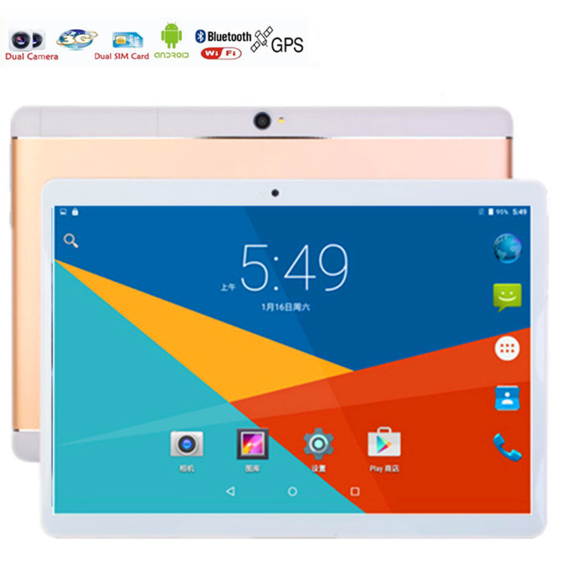 1920 1200 IPS 10 1 Inch Android Tablet PC Tab Pad 2GB RAM 16GB ROM Quad