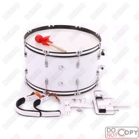 2017Belt Clip Drum Professional DrumChina Western musical instrument drum army24-inch professional