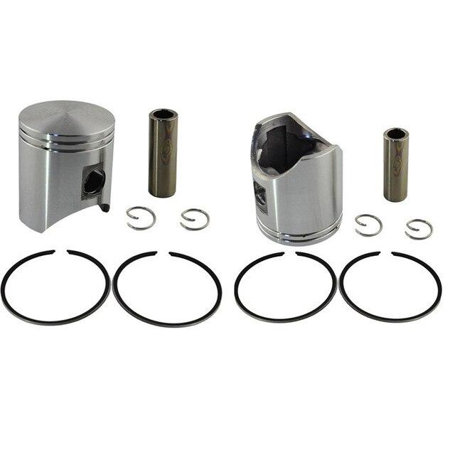2 Компл. Размер Отверстия 54 мм Поршневые Кольца и Комплект Для HONDA NSR250 СМП 250 P1 P2 P3 Стандартный Поршень и кольцо