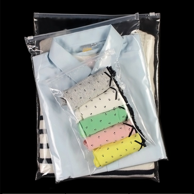 1pc Swimming Bags Transparent Clothing Bag Sports Clear Travel Storage Shoes Bag S-XXL