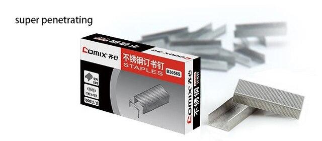 Awesome comix bs graffette in acciaio inox per cucitrice stazionaria accessori da ufficio with - Accessori ufficio design ...