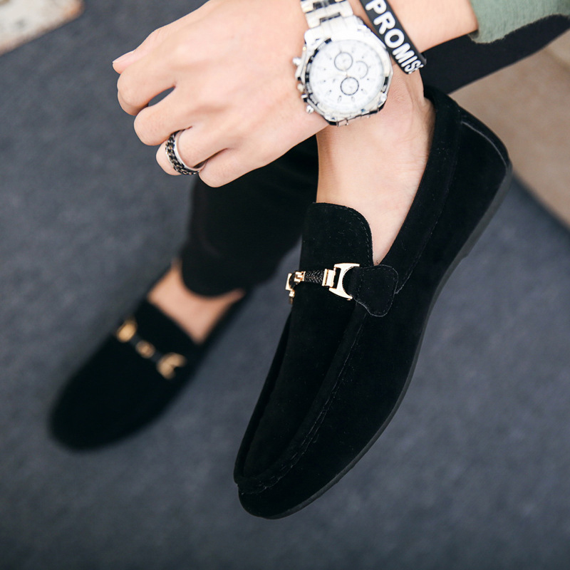 NIDENGBAO Summer Loafers Peas Driving Shoes Sneakers Flat