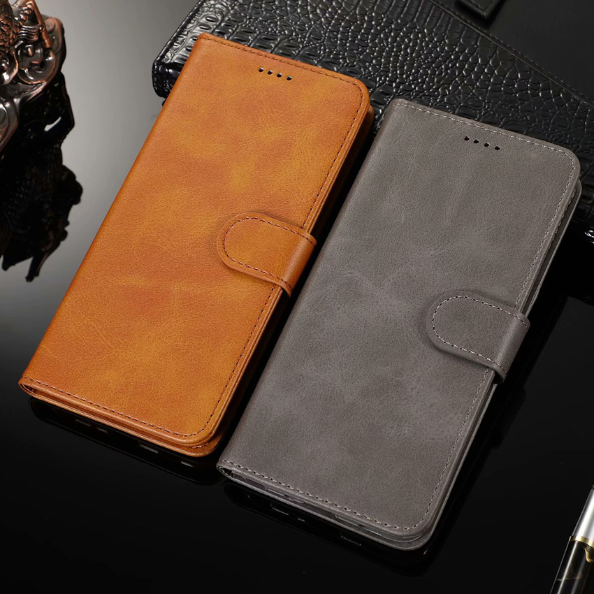 For Huawei P30 pro lite Case Cover High Quality Flip Leather Cases Stand