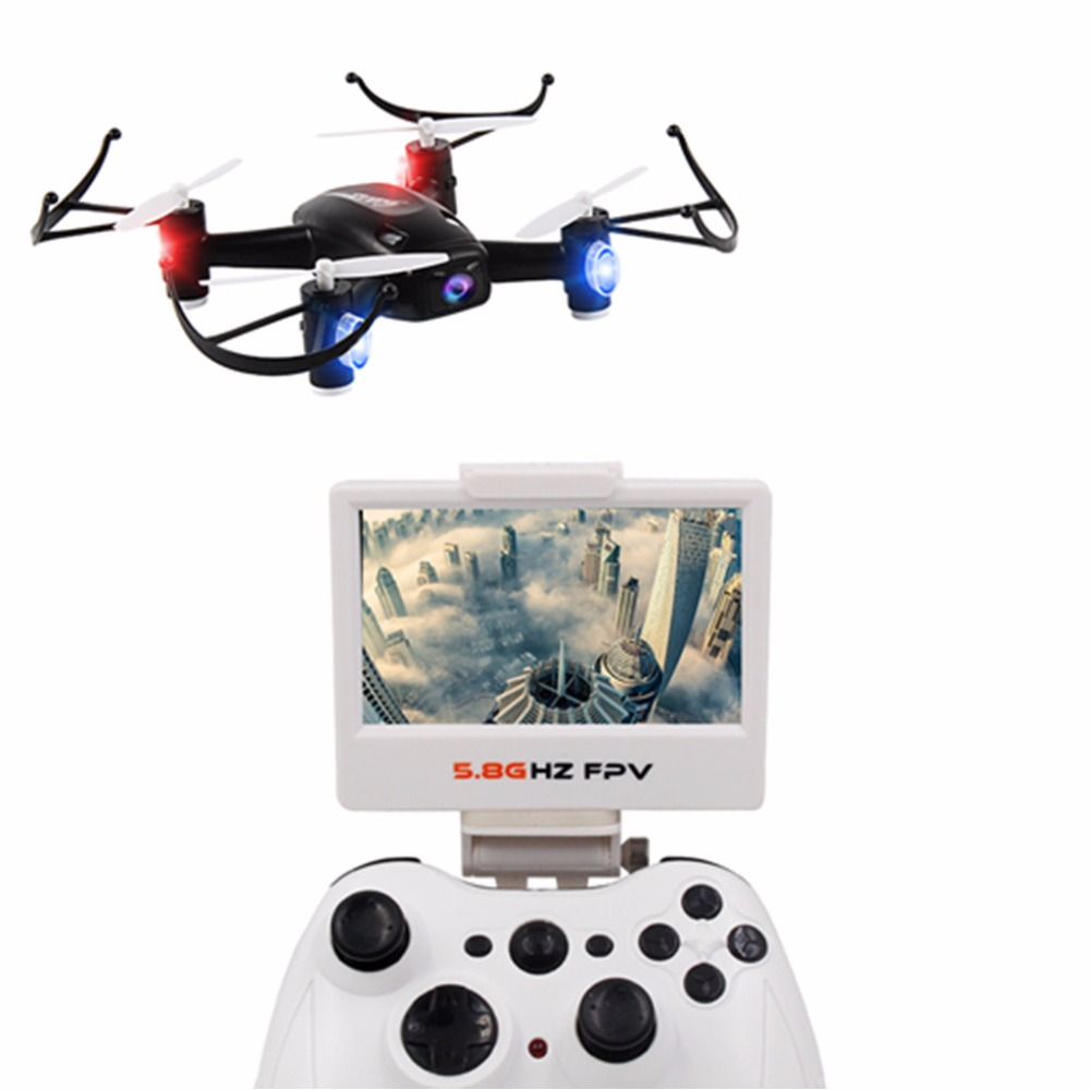 RC Quadcopter Spinner Helicopter L8HF Wifi FPV Drone 720P Camera Altitude Hold 2.4G 6-axis Gyro RTF