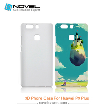 Blank Cell Phone Case,3D Sublimation Case For Huawei P9 Plus