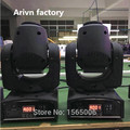 fast shipping HOT/ 2pcs/lot Eyourlife LED Inno Pocket Spot Mini Moving Head Light 30W DMX dj 8 gobos effect stage lights