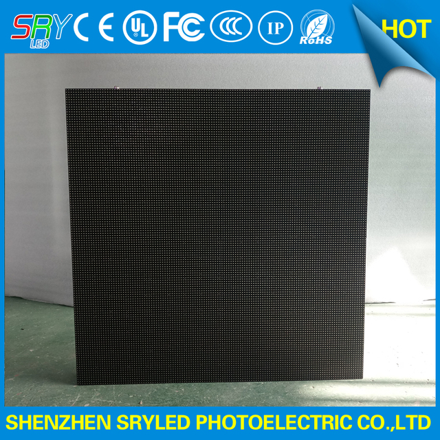 Die Casting Aluminum Cabinet P4.81 High Definition Indoor Led Rental  Display Screen For