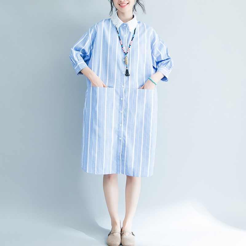 ae89f22b25d new summer women s clothing women s shirts stripe dress maternity blouses  pregnancy dresses maternity summer clothing 1786