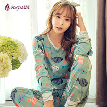 Плюс Размеры Пижама большой Размеры пижамы женские пижамы комплект пижамы Mujer Pijama feminino пижамы Пижама Femme пижамы