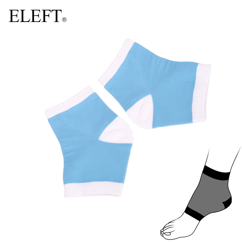 ELEFT foot care cosy-gel heel silicone pad insoles shoe inserts socks pads for feet shoes woman men brand shoes accessories