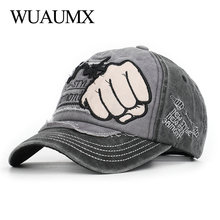 Wuaumx NEW Baseball Cap For Women Mens Hats And Caps Trucker Cotton Outdoor Streetwear Snapback Unisex casquette homme