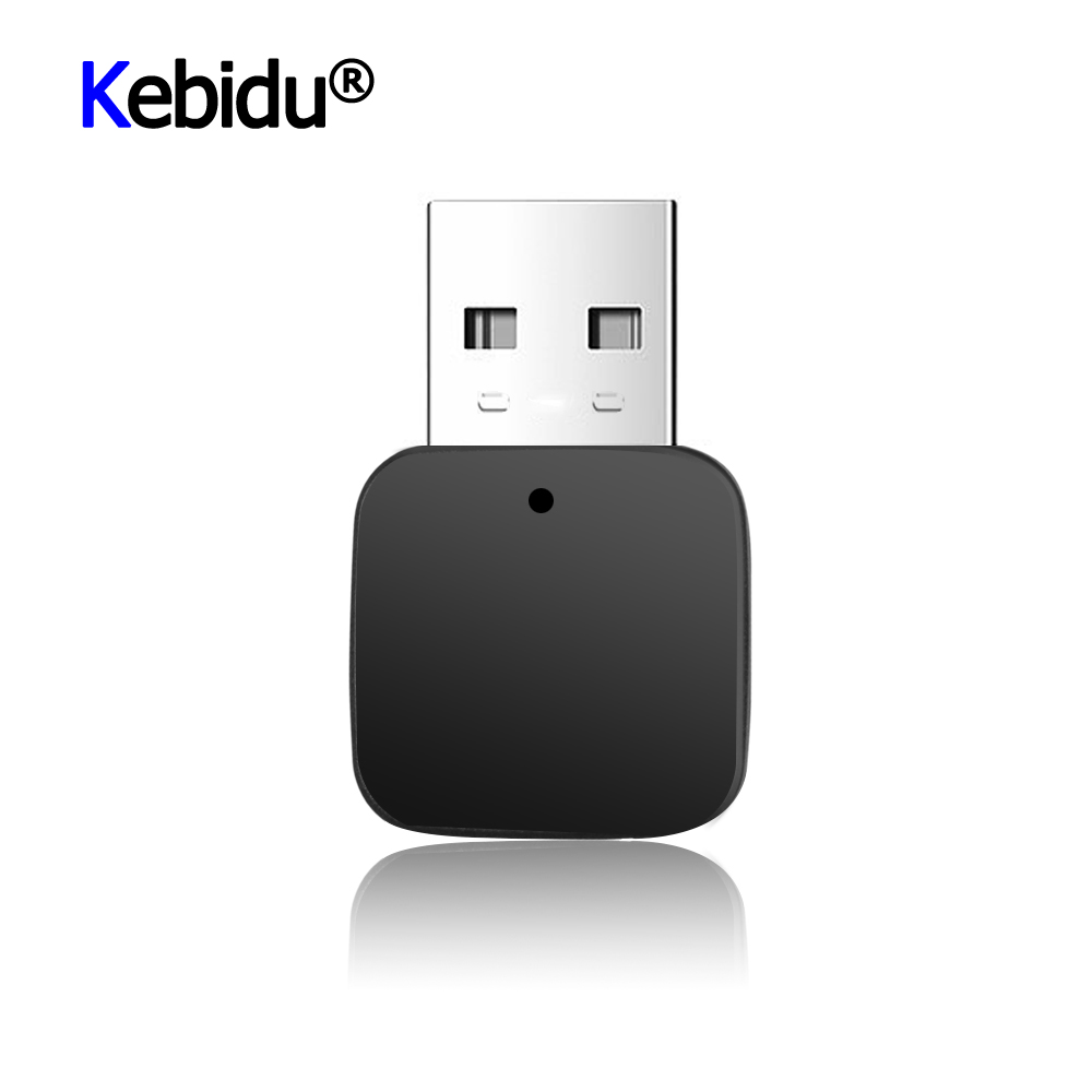 Wireless Bluetooth Receiver V5.0 Audio Transmitter TV Car Music Receiver Universal Music USB Adapter For Headphone Speaker(China)