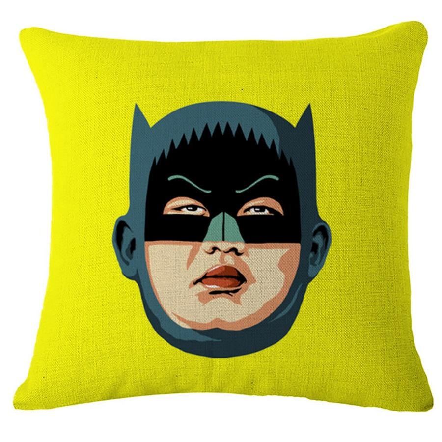 Nordijsko pamučno posteljina Crtani film Batman Pikachu Dekorativni - Tekstil za kućanstvo - Foto 3