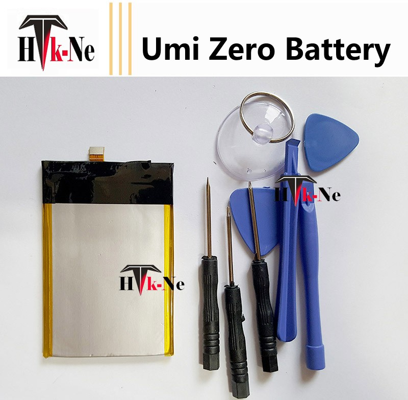 Zero Battery for Umi Zero Mobile Cell Phone High Quality 2780mAH Replacement Batteries for Umi Zero