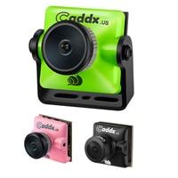 Caddx Turbo Micro SDR2 1200TVL FPV Camera Double Scan Super WDR 1/2.8 inch Exmor sensor 2.1mm NTSC/PAL 16:9/4:3 Switchable