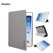 Easyacc Smart Case For iPad Mini 3 2 1 PU Leather Cover Auto Sleep protective shell for apple ipad mini1 mini2 mini3
