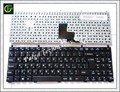 Russa Teclado para Clevo W765S W760CU W765CU W765CUH W765TUN RU Preto teclado do laptop