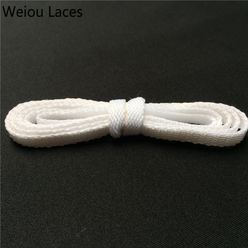 Shoelaces Fine Weiou Cbrl 7mm Flat Tubular Laces Awesome Lacet Novelty Customized Colored Shoelaces Ribbon Hollow Shoestring Sports Bootlaces Wide Selection;