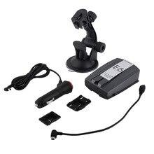 Nuevo Llega El Detector Del Radar Del Coche E6 Ruso/Inglés Versión Pantalla LED y de Voz de Alerta GPS Navigator para más de coche