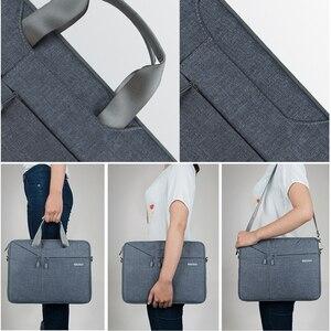 """Image 5 - Новая сумка для ноутбука Gearmax для xiaomi mi notebook air 12,5, наплечный чехол для ноутбука xiaomi air 13, чехол для ноутбука 12 """"13,3"""" для мужчин"""