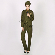 American military officers Outfit  The Republic of China special spy Suits commander photography theme service Performance wear