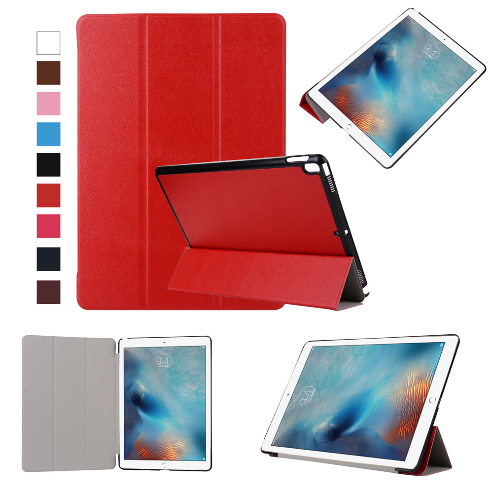 Folding Tablet Case Sfor Ipad Pro 10.5 Case For Apple Ipad Pro 10.5 2017 A1701 A1709 Tablet Cover Case
